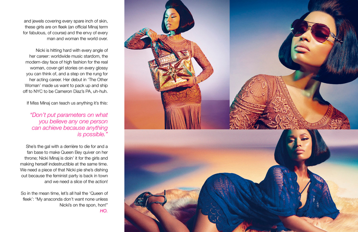 Voir Fashion Issue 12 Cavalli of the Dolls feature4
