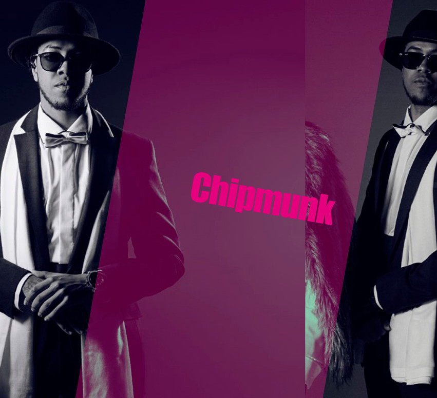 Chipmunk styled by Jyoti Matoo @ Voir Fashion Magazine for 'How I Like It'