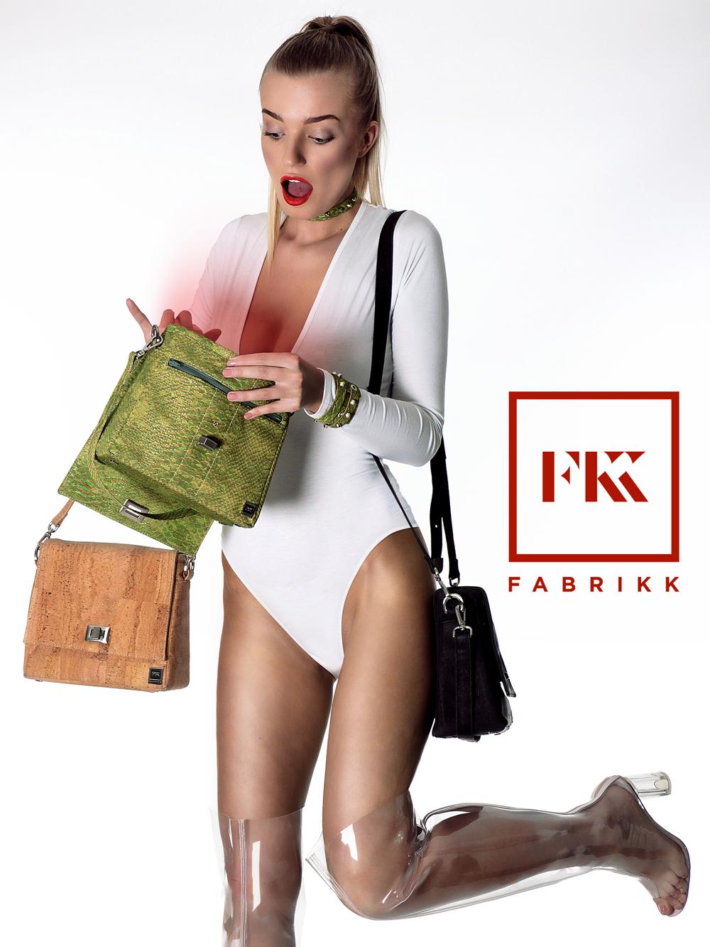 Fabrikk campaign SS17 ft Tom Zanetti and Anna Tyburska shot by Studio Voir 8