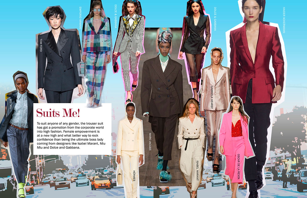 Suits Me! - SS18 Trends