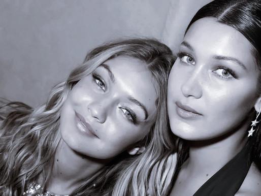 Sisters that Slay together, Stay together: Gigi & Bella Hadid.