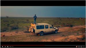 MIST: Game Changer Music Video - Jeep Scene