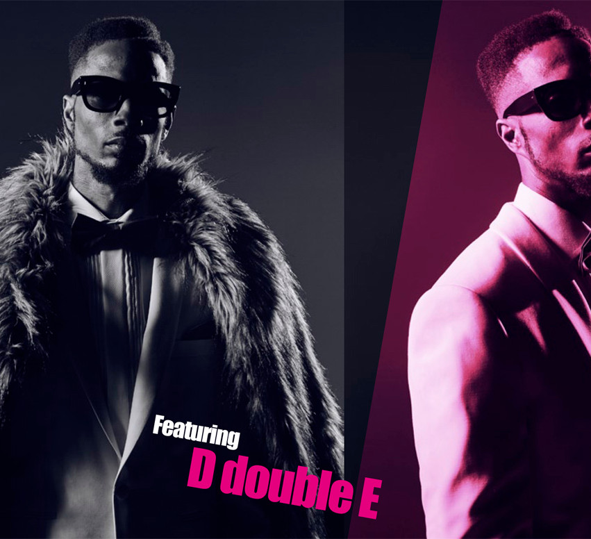 D Double E styled by Jyoti Matoo @ Voir Fashion Magazine for 'How I Like It'