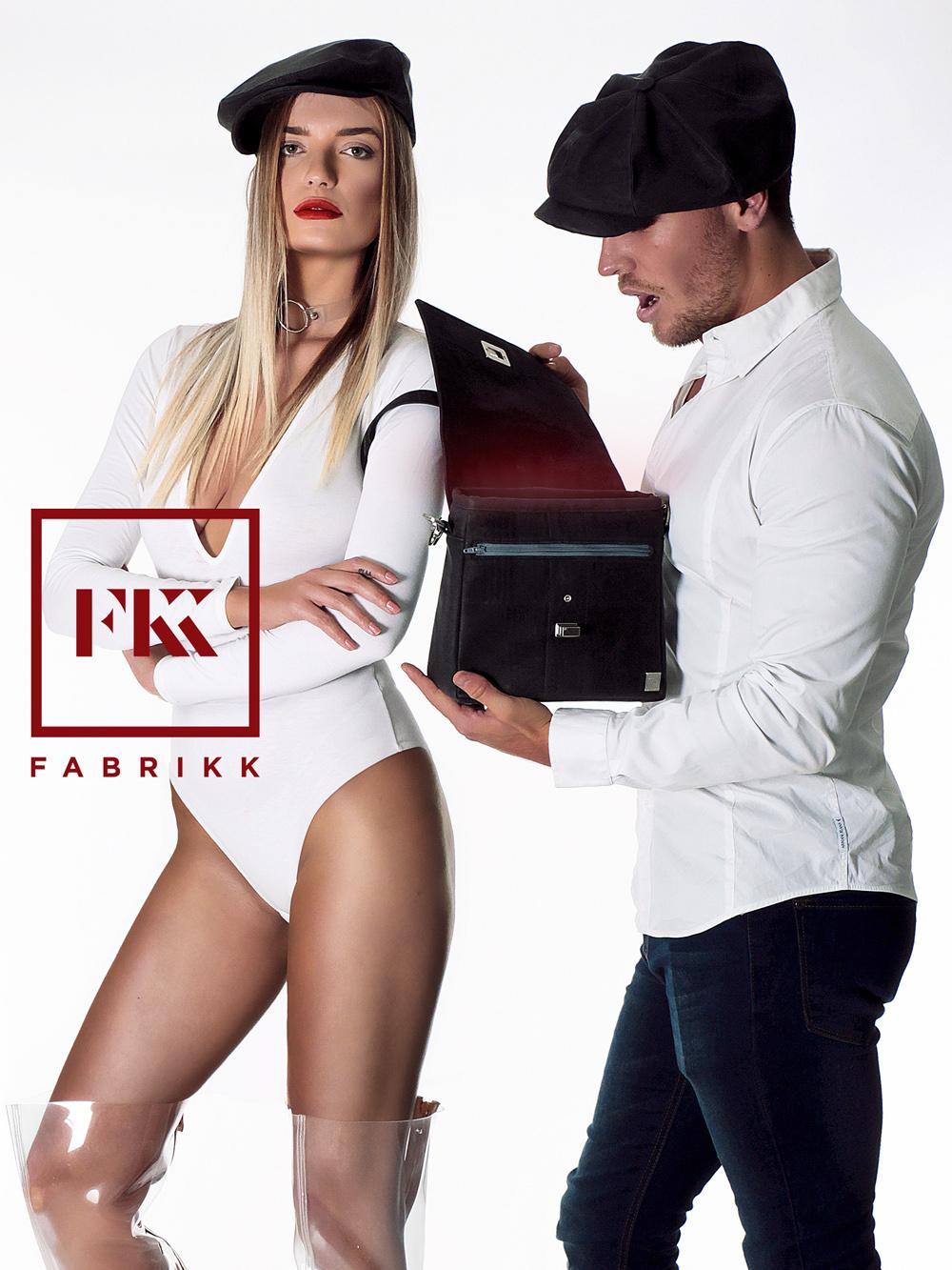 Fabrikk campaign SS17 ft Tom Zanetti and Anna Tyburska shot by Studio Voir 11