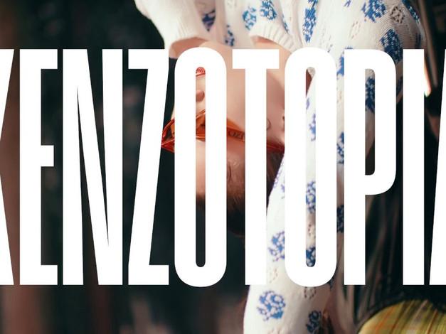 KENZO Spring-Summer 2019 KENZOTOPIA TEASER 3