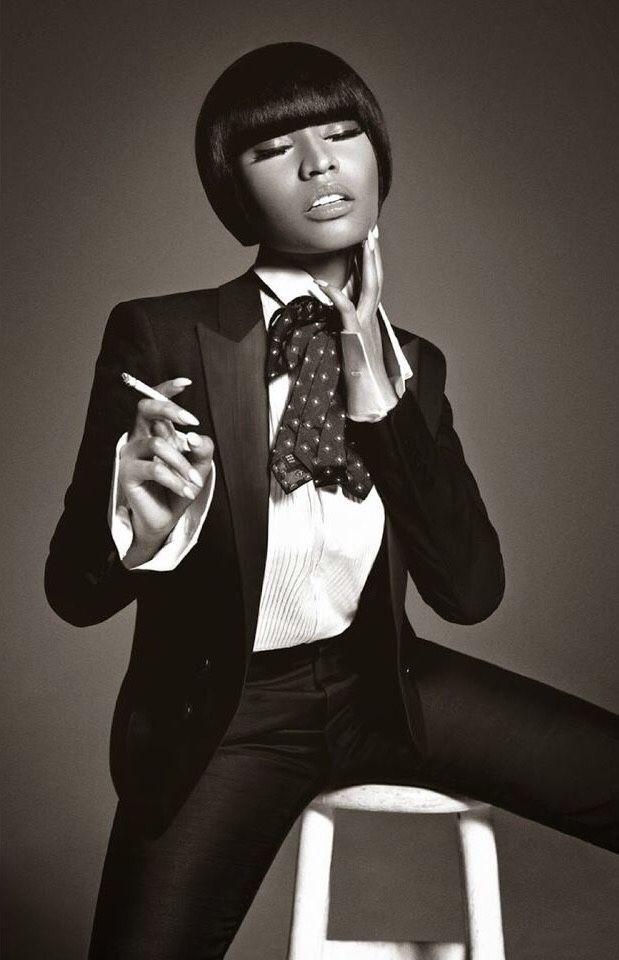 Nicki Minaj portrait