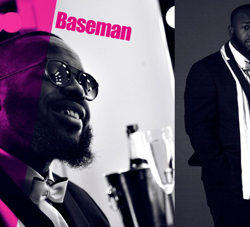 Baseman styled by Jyoti Matoo @ Voir Fashion Magazine for 'How I Like It'