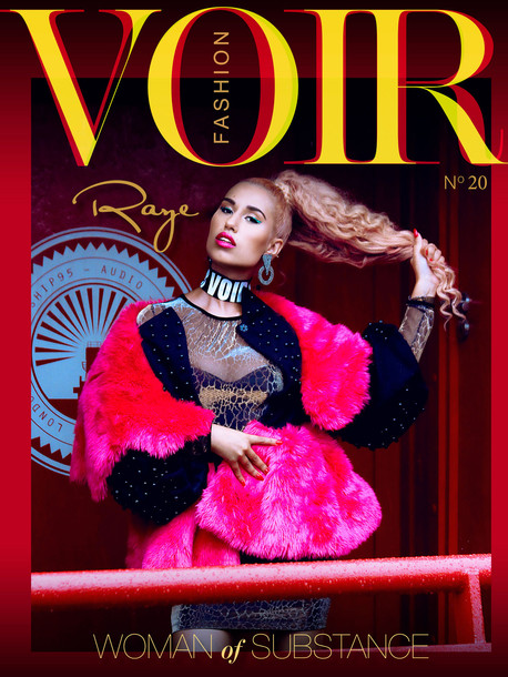 Issue 20 – Woman of Substance ft Raye