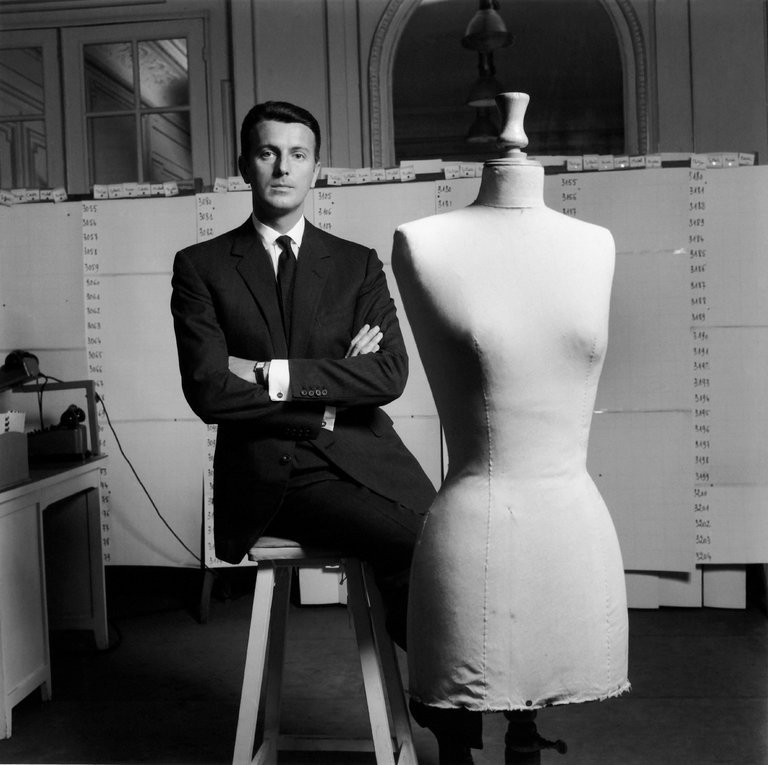 Givenchy by Robert Doisneau/Gamma-Rapho, via Getty Images