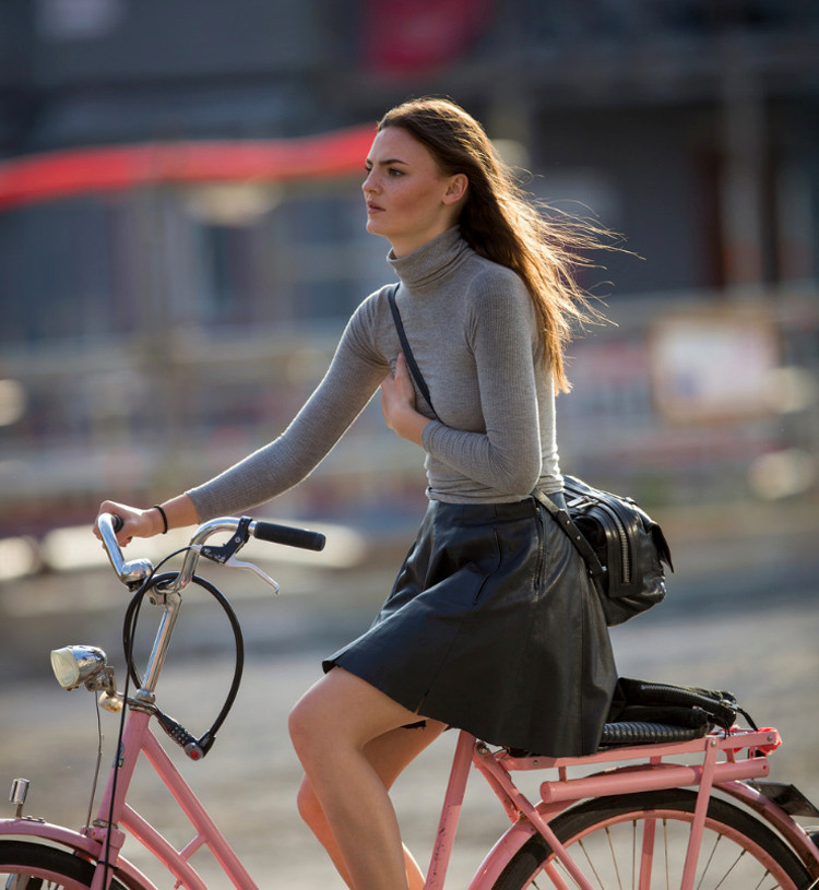 Copenhagen Bikehaven cycle chic