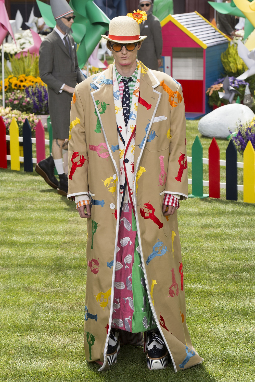 Thom Browne SS19 Paris Men's Fashion Week