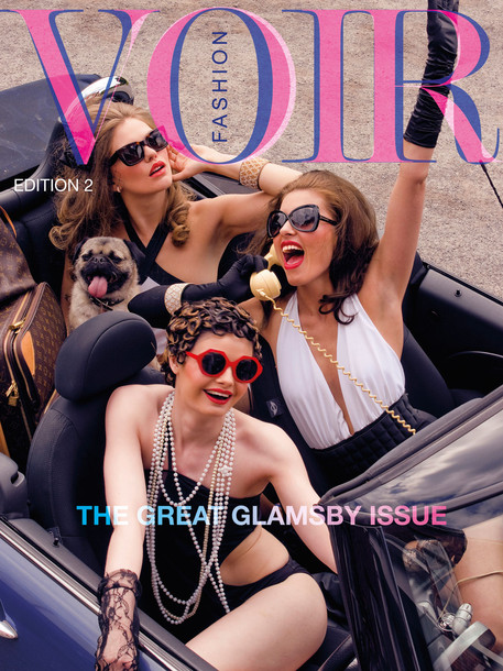 Issue 2 – The Great Glamsby Issue