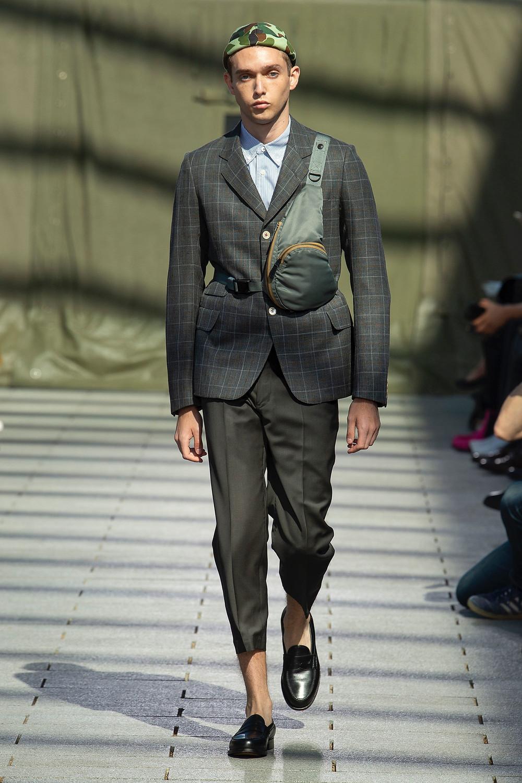 Junya Watanabe SS19 Paris Men's Fashion Week