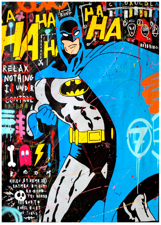 Batman by Jisbar