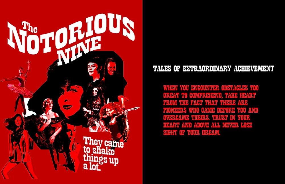 The Notorious Nine: Tales of Extraordinary Achievement - Voir #20