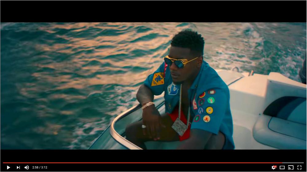 MIST: Game Changer Music Video - Boat Scene