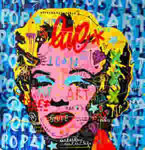 Marilyn by Jisbar