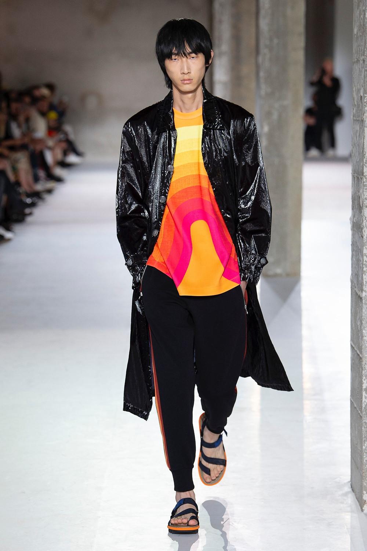 Dries Van Noten SS19 Paris Men's Fashion Week