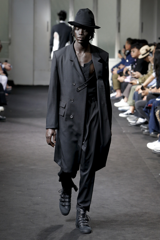 Yohji Yamamoto SS19 Paris Men's Fashion Week