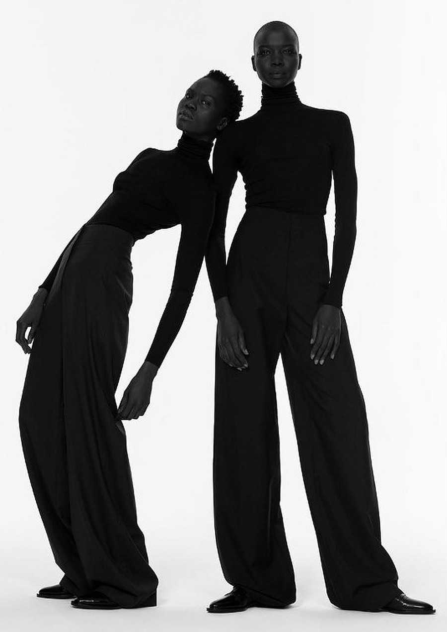 Model Citizens - Suited Magazine editorial shot by Paul Jung and styled by Jessica Willis.