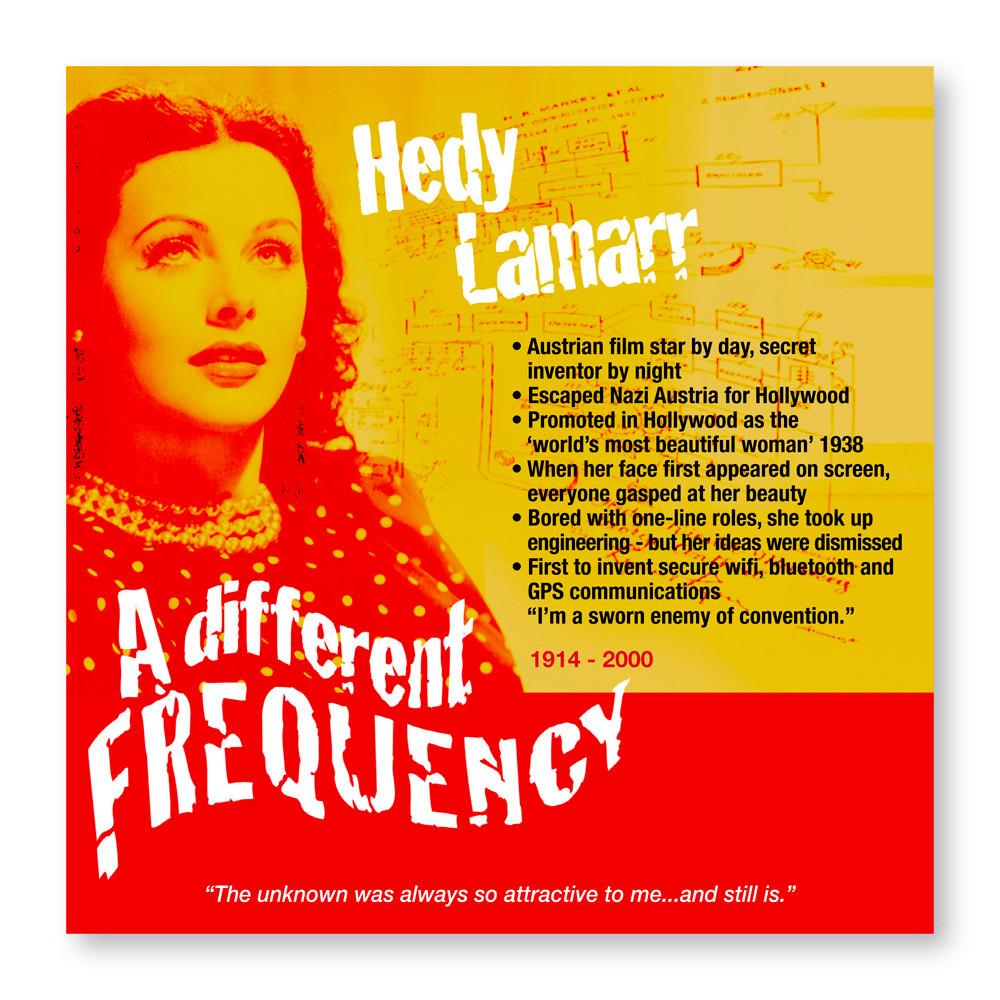 The Notorious Nine: Hedy Lamarr - Voir #20