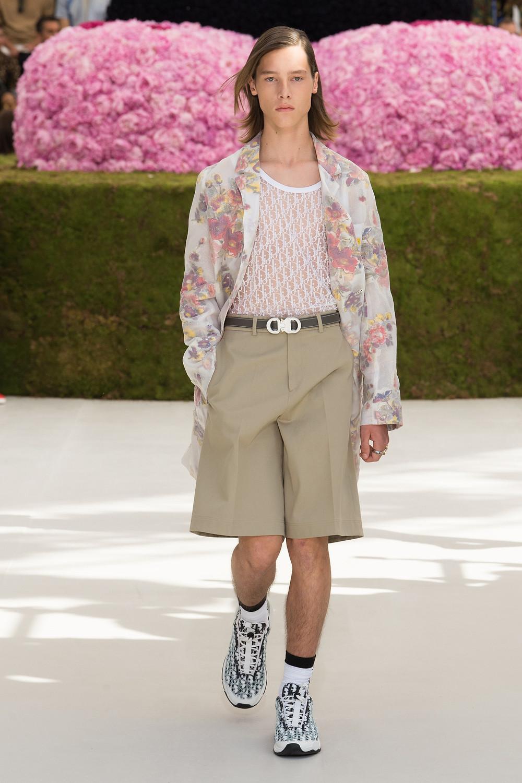 Dior Homme SS19 Paris Men's Fashion Week