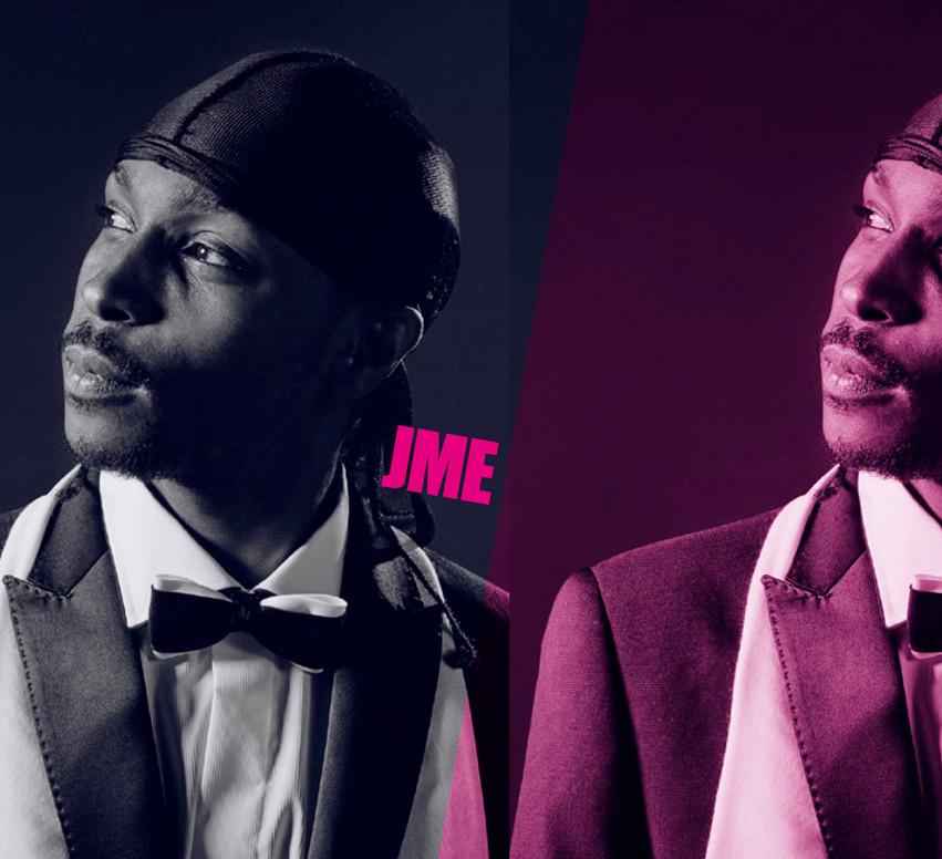 JME styled by Jyoti Matoo @ Voir Fashion Magazine for 'How I Like It'