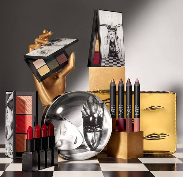 Man Ray cosmetics collection for NARS