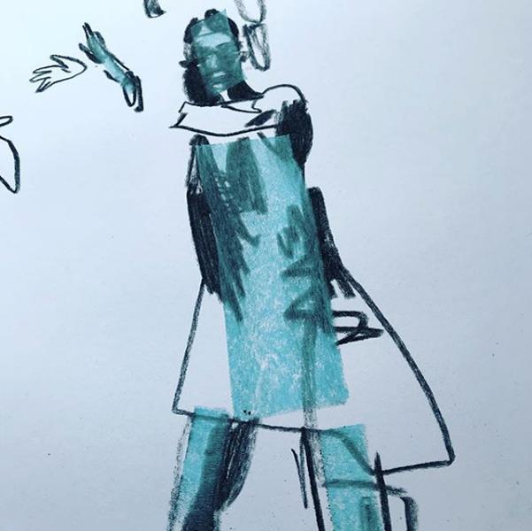 Chris Gambrell - Sketchbook Work