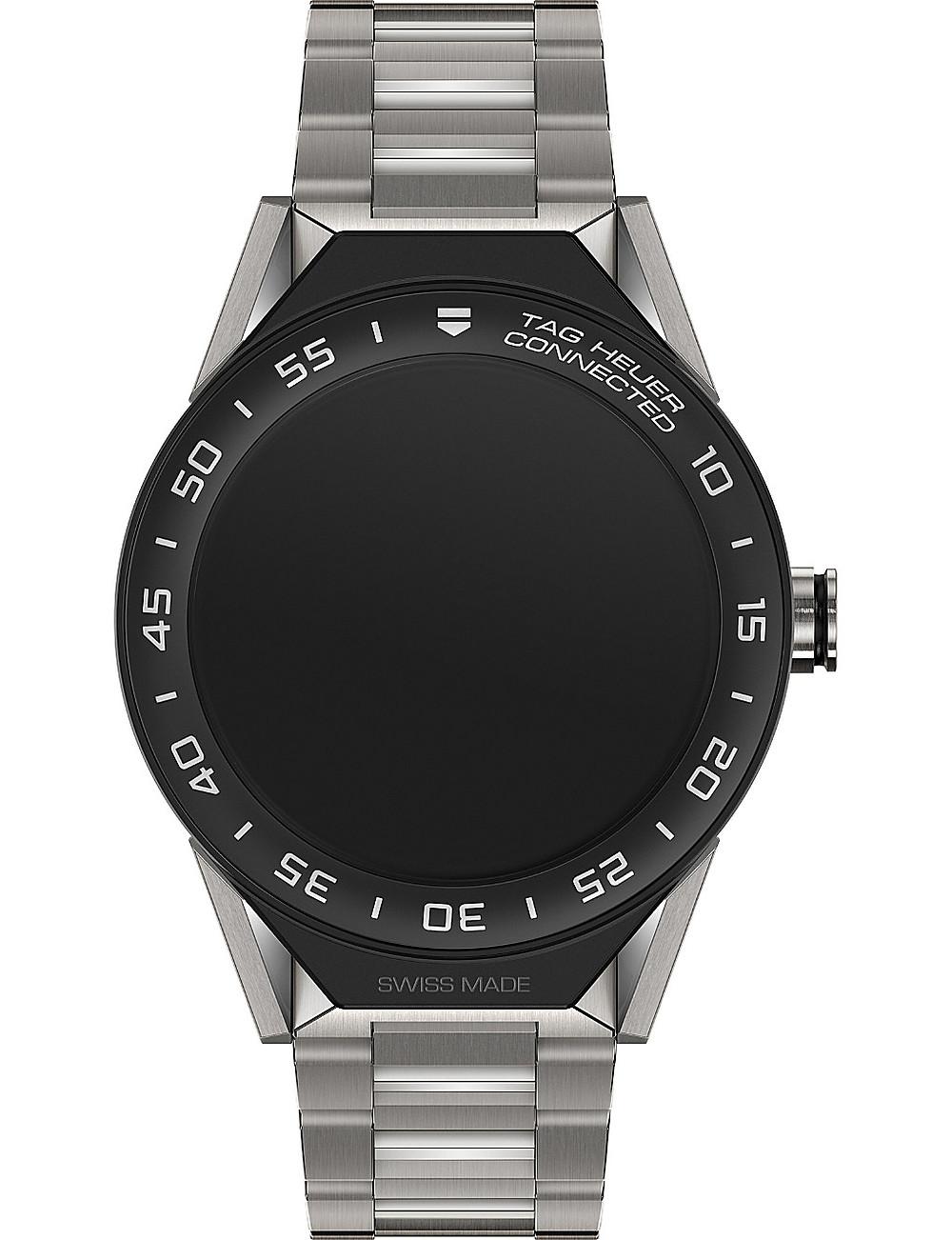 Tag Heuer Titanium Quartz Watch
