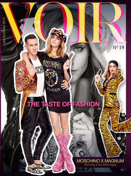 Issue 19 – The Taste of Fashion: Magnum x Moschino