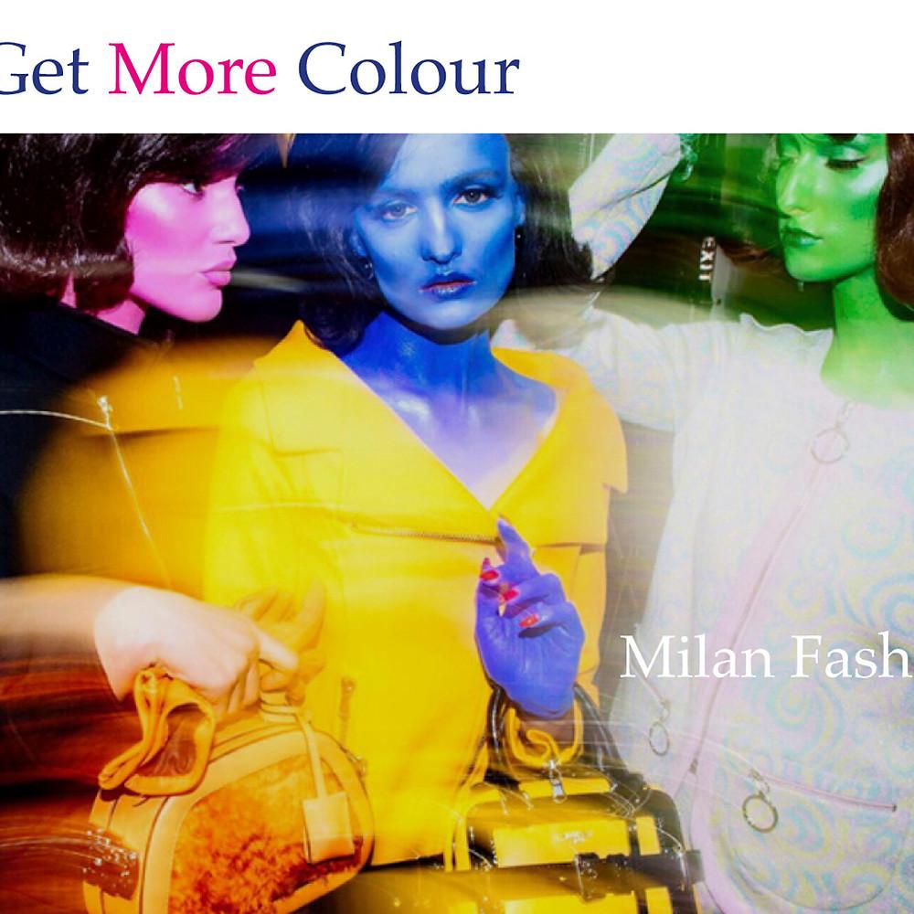Get More Colour: Voir Fashion Digital