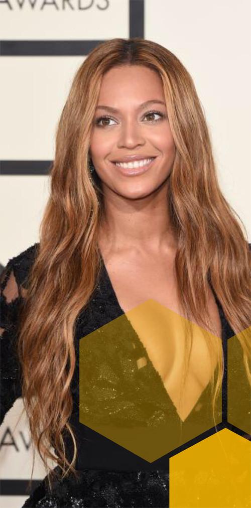 Beyoncé honey locks 2