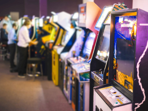 Hacking the Arcade: Fulfill Your Childhood Fantasies.