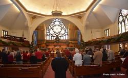 Worship at Ypsi First UMC