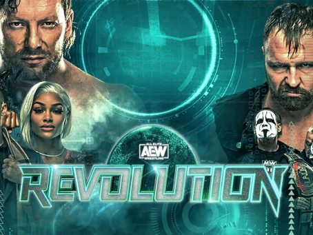 AEW REVOLUTION PREVIEW