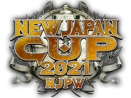 New Japan Cup 2021 Preview