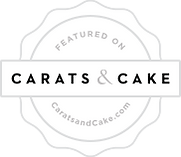 pearl and sky featured on carats & cake