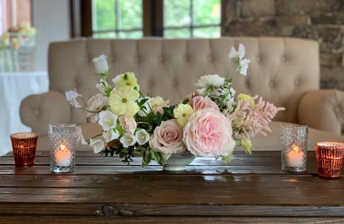 Coffee Table flowers