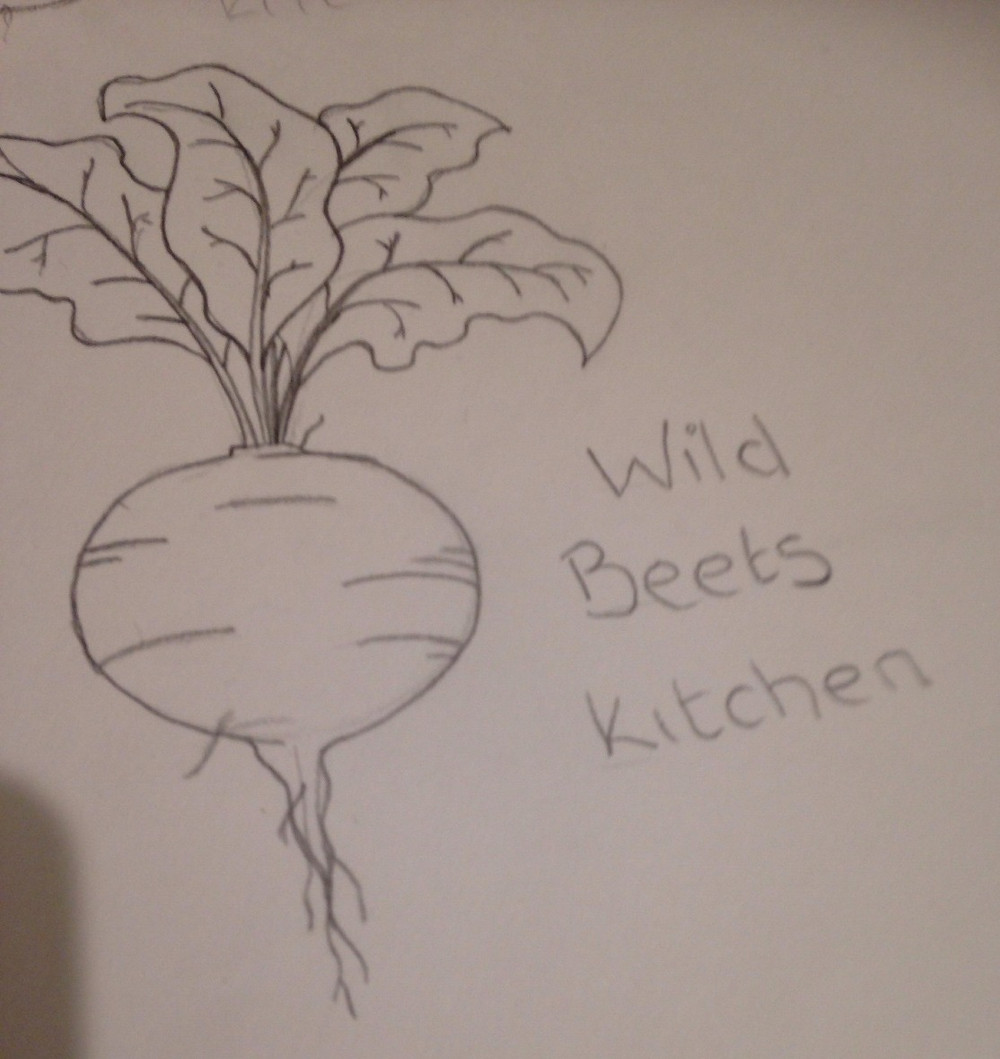 The beginnings of Wild Beets Kitchen