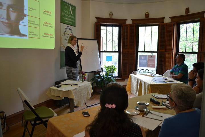 Morphopsychology Workshop