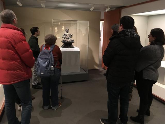 Visit to the Art Institute