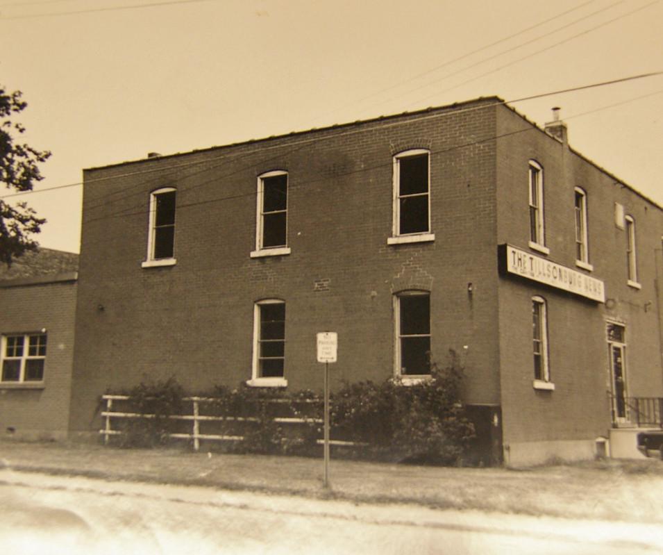 Tillsonburg News Office