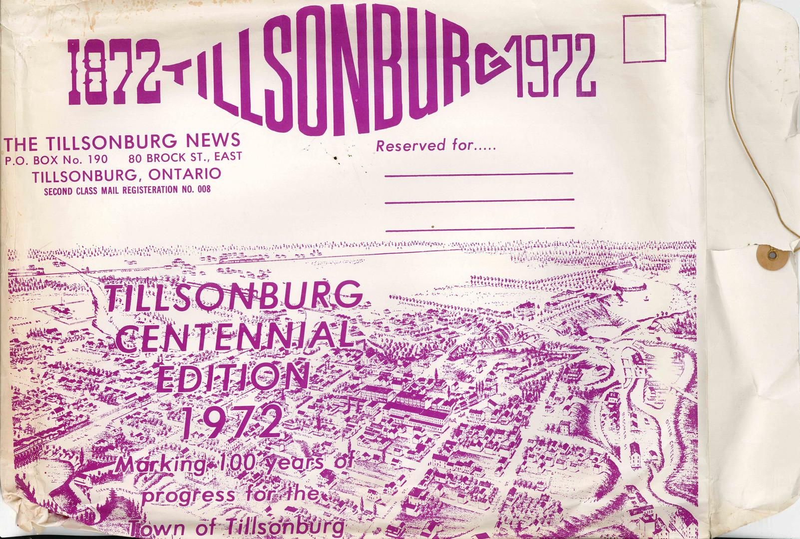 Centennial Edition Envelope