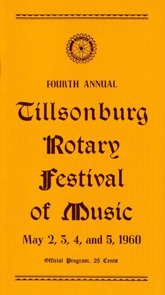 Tillsonburg Rotary Festival of Music