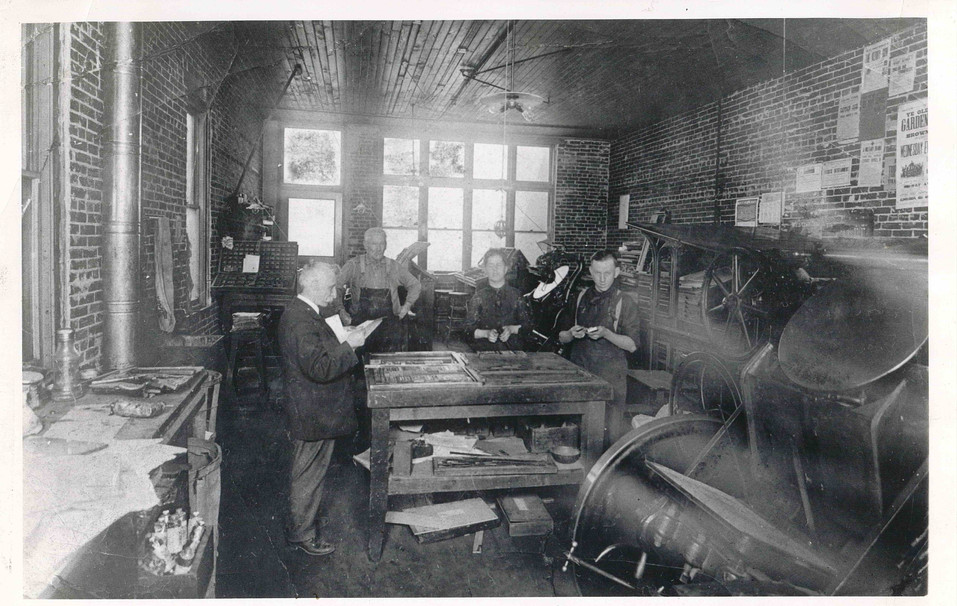 Observer Printing Office