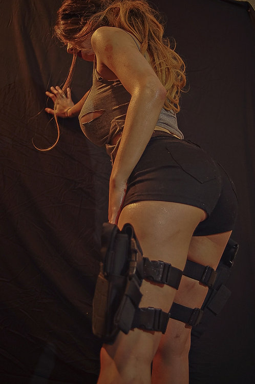 Lara Croft full set uncensored