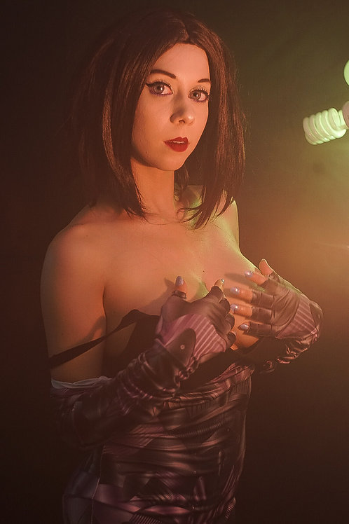ALITA and WITCH HARLEY - UNCENSORED