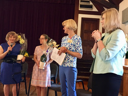 Outgoing Vestry