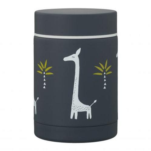 Pot alimentaire thermique 300ml Girafe - Fresk
